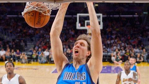 11. Dallas Mavericks