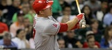 Trout's high school home run record in jeopardy