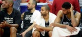 At least one of Spurs' Big Three already talking retirement