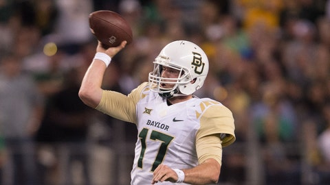 Seth Russell, Baylor