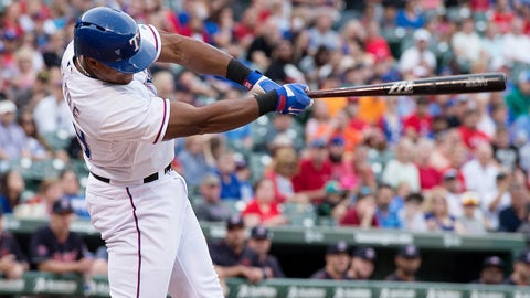 In Pictures: Adrian Beltre Joins 400 Home Runs Club