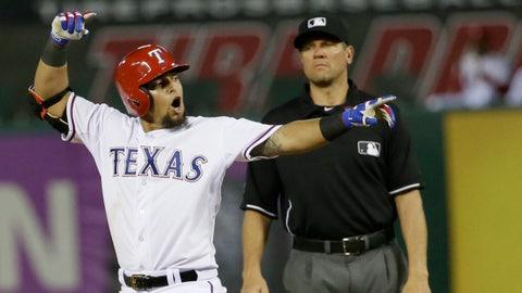 Rangers: Rougned Odor