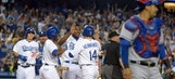 Rangers lose to Dodgers on Kela's balk in 9th