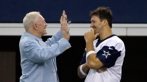 Skip: Jerry Jones is actually doing the right thing