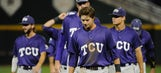 TCU exits College World Series with loss to Vanderbilt