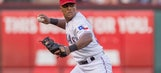 Beltre return can't spark Rangers to win