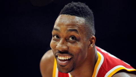 Houston Rockets - Dwight Howard, $22,359,364