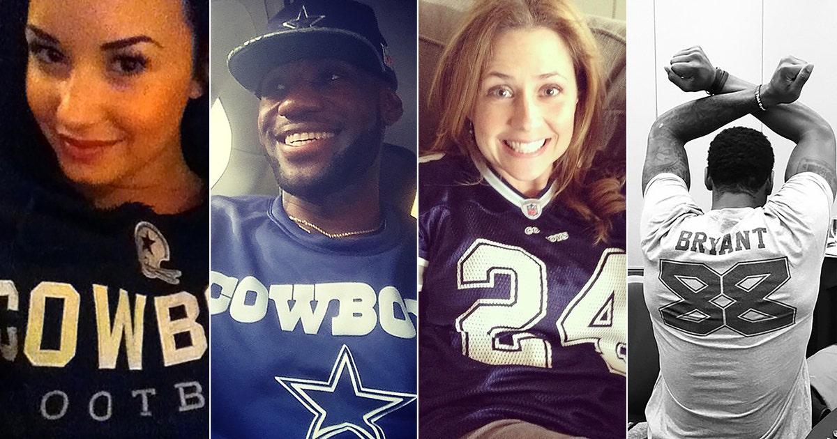 c44b9bcf6 Famous Dallas Cowboys Fans | FOX Sports