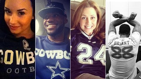 Famous Dallas Cowboys Fans