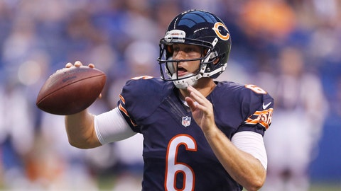 Chicago Bears: Jay Cutler, Age 32