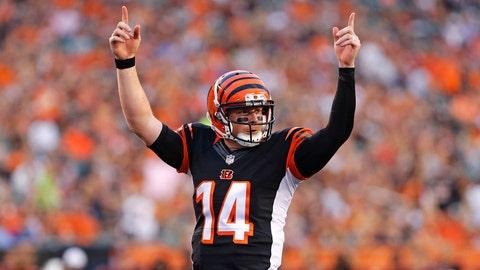 Cincinnati Bengals: Andy Dalton, Age 27