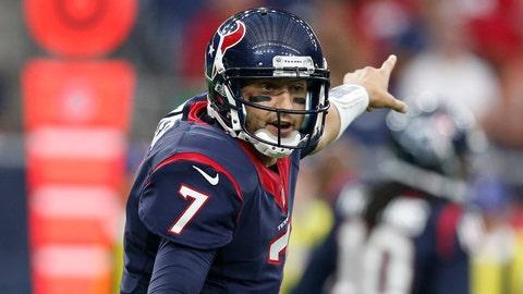 Houston Texans: Brian Hoyer