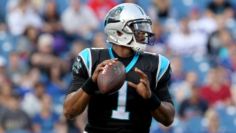 Carolina Panthers: Cam Newton, Age 26