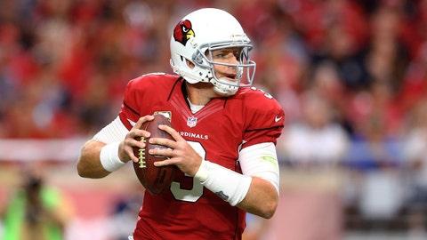Arizona Cardinals: Carson Palmer, Age 35