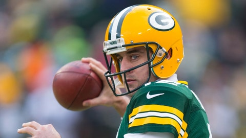 Green Bay Packers: Aaron Rodgers, Age 31