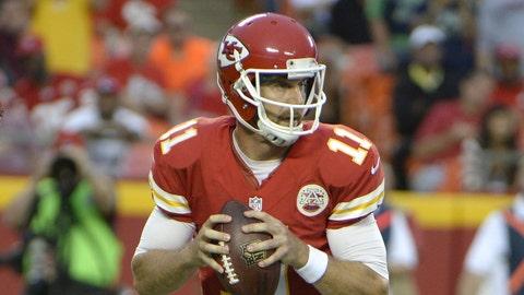 Kansas City Chiefs: Alex Smith, Age 31