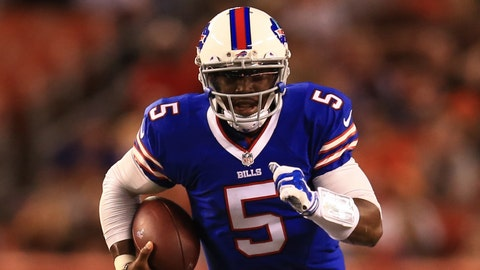 Buffalo Bills: Tyrod Taylor, Age 26