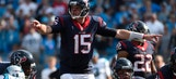 Texans downed by Newton, Panthers; drop to 0-2