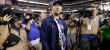 Romo won't need surgery, likely to sit 2 months with broken collarbone