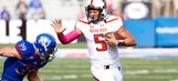 Texas Tech holds off winless Kansas in closer-than-expected win