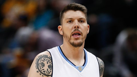 Denver Nuggets - Mike Miller, Age: 35