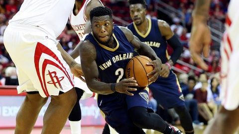 New Orleans Pelicans - Nate Robinson, Age: 31