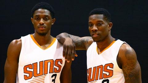 Phoenix Suns - Brandon Knight & Eric Bledsoe, $13,500,000