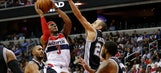 Spurs lose to Wizards on Beal's last-second shot