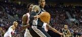 Spurs beat Blazers in Aldridge's first return to Portland