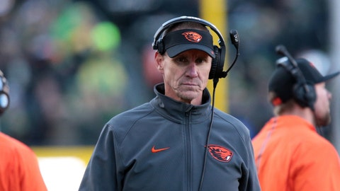 Oregon State coach Gary Andersen, $2,450,000