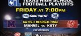 FOX Sports Southwest to televise Manvel vs. Katy regional final
