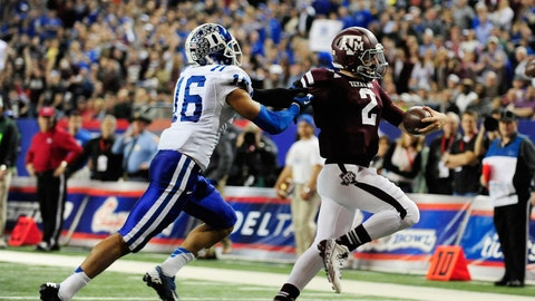 2013 Chick-Fil-A Bowl: Texas A&M 52, Duke 48