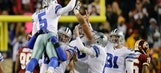 Cowboys' 54-yard field goal caps wild finish in win over Redskins