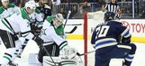 Stars lose to last-place Blue Jackets