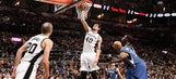 Spurs rally past Timberwolves to remain unbeaten at home