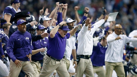 2016 Alamo Bowl: TCU 47, Oregon 41, 3OT