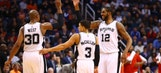 Spurs cruise past Suns for 12th straight win