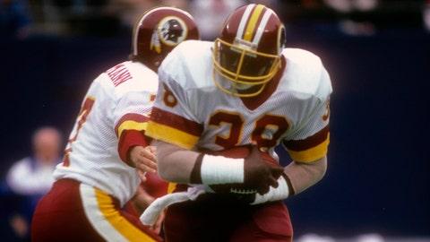 George Rogers: 1980 Heisman winner, Super Bowl XXII champ