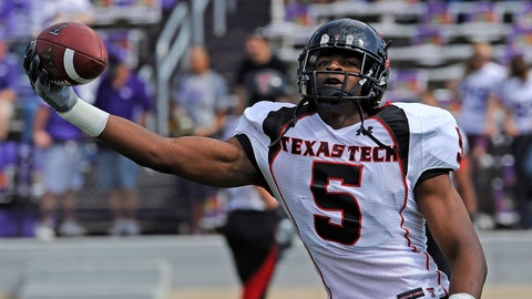 Michael Crabtree | 2006 | 2-star WR | Texas Tech