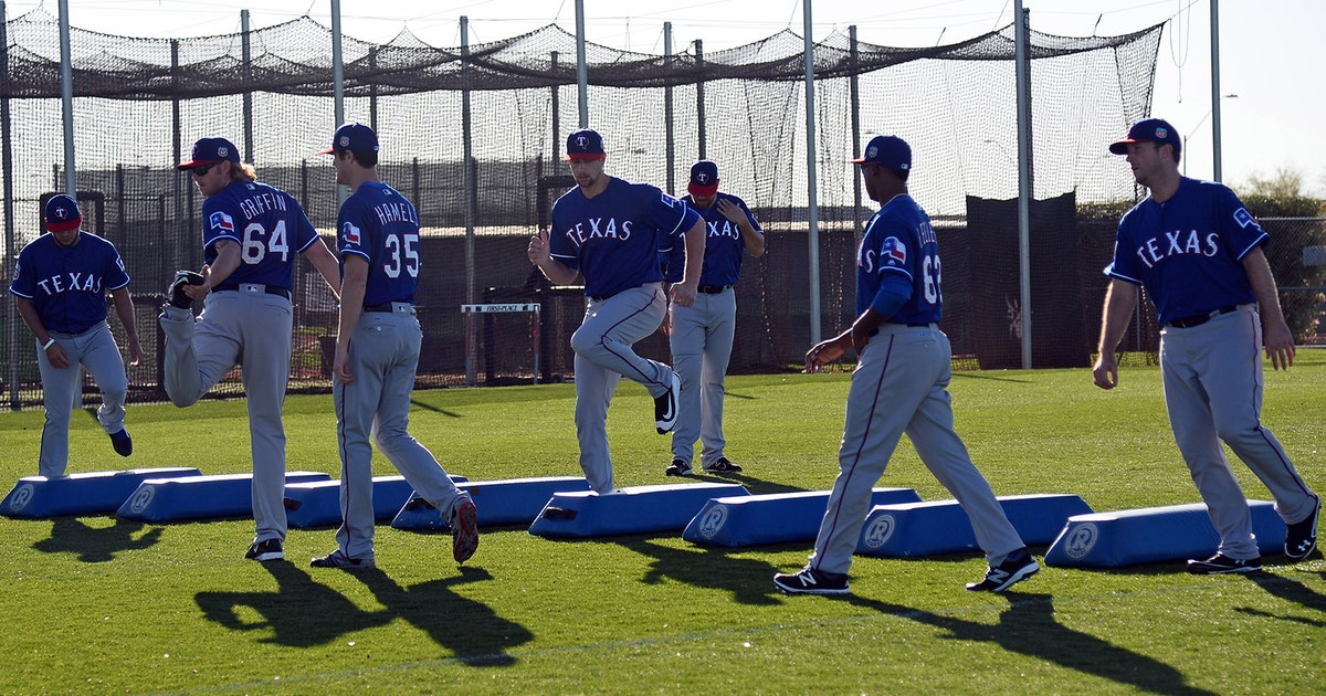Texas Rangers 2016 Spring Training Broadcast Schedule