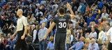 Thunder lose heartbreaker to Warriors in overtime