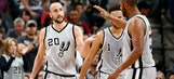 Ginobili returns, shorthanded Spurs hit 30-0 at home in win over Kings
