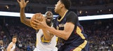 Pelicans fall to Warriors for 4th consecutive road loss