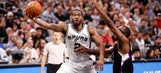 Spurs dominate second half in win over Blazers