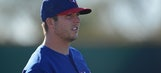 Tolleson 'felt good' with no back issues for Rangers against Brewers