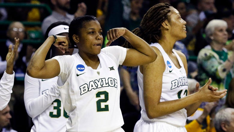 Lady Bears roll over Idaho in NCAA Tournament opener