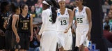 Lady Bears in 3rd straight Elite 8 with rout of Florida State