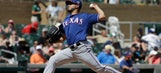 Perez, Rangers lose 8-6 to Rockies