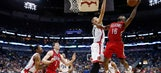 Pelicans fall to Raptors for 3rd loss in a row