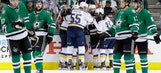 Stars season ends with Game 7 home loss to Blues